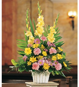 Sending Out Flower Arrangements for Funerals