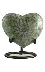 Eckels ELYSSE OPAL CLOISONNE HEART RU162H KS - $85