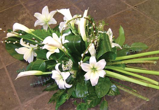 The Meaning Of Funeral Flowers
